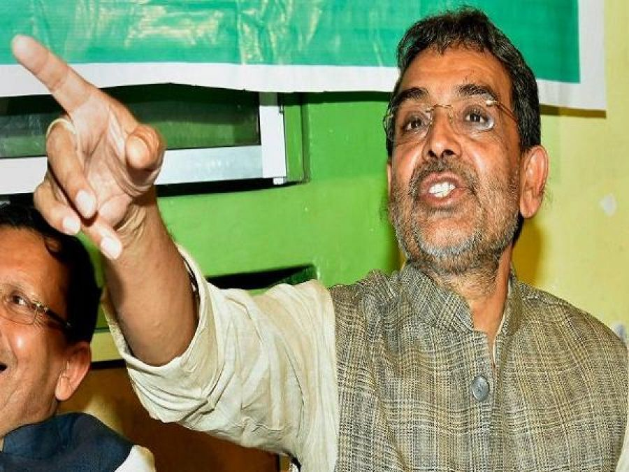 Pick up weapons if you have to in order to protect votes: RLSP's Upendra Kushwaha