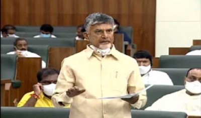 The TDP members staged a walk-out  from mock assembly