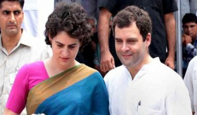 Shiv Sena taunts Rahul Gandhi & Priyanka Vadra, said 'they worked hard'