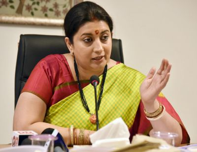 This election was about the people versus the opposition: Smriti Irani