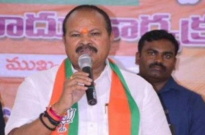 AP government ignored to take steps to contain coronavirus : Former BJP state president