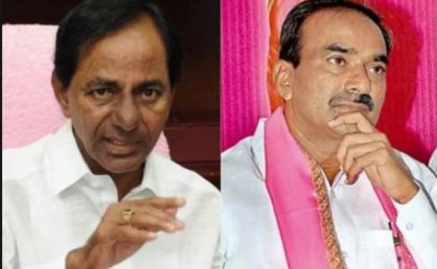CM KCR ordered probe against Eatala Rajender's son, Know matter here