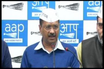Aam Aadmi Party congratulated BJP, hopes for 'Good Work'