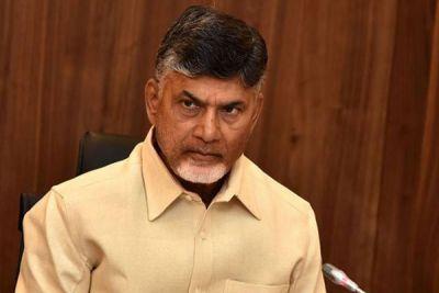 Andhra CM N Chandrababu Naidu to resign as CM at evening