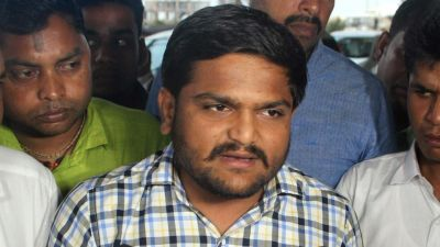 The people of India have lost: Hardik Patel