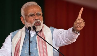 Modi Tsunami: BJP set to return to power