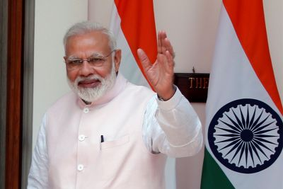 Prime Minister Narendra likely to reach BJP headquarters at evening