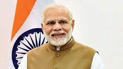 PM Modi gives New slogan 'Vijayi Bharat'