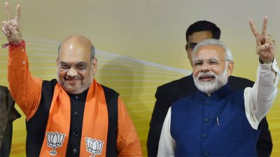 BJP-led NDA got Majority in Latest Trends