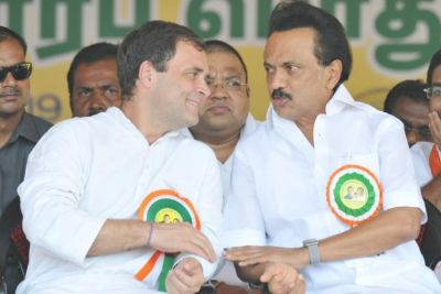 Rahul Gandhi will be 'Next PM': MK Stalin