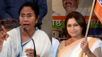 People are tired of TMC and Mamata Banerjee: Roopa Ganguly