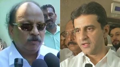 Roshan Baig helped BJP: Congress candidate Rizwan Arshad