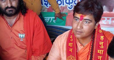 Nischit meri Vijay Hogi: Sadhvi Pragya