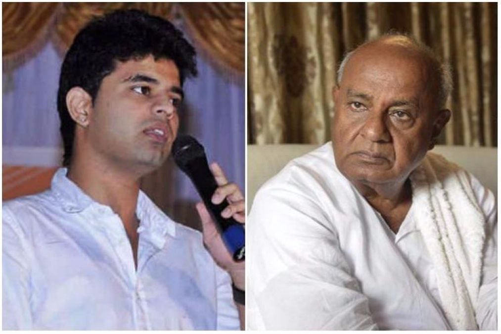 I have decided to tender my resignation: Prajwal Revanna