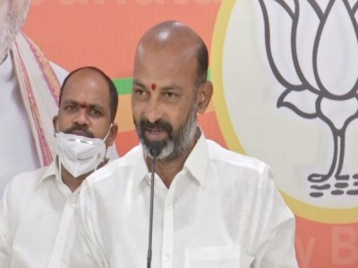 BJP State President challenged State government over procument of agriculture produces, says this