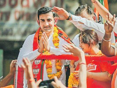 Gautam gambhir praises Modiji's leadership skills