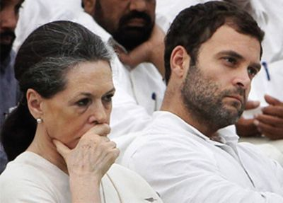 Resignation Row: after massive defeat, the Cong Netas willingly resign