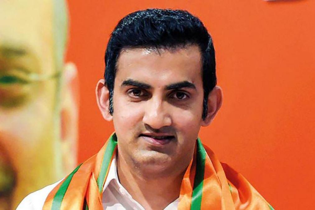 You are filth Mr CM and someone needs your very own jhaadu to clean your dirty mind: Gautam Gambhir
