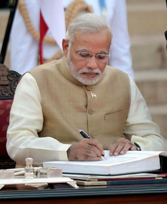 Narendra Modi to take oath as the 15th Prime Minister of India