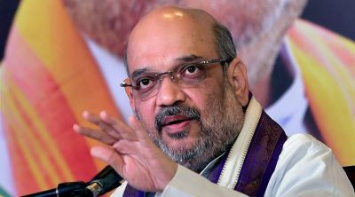 Amit Shah: In 2019 elections, SP-BSP alliance in UP will break for BJP