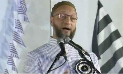 Aimim Chief slams PM Modi over Muslim outreach remarks