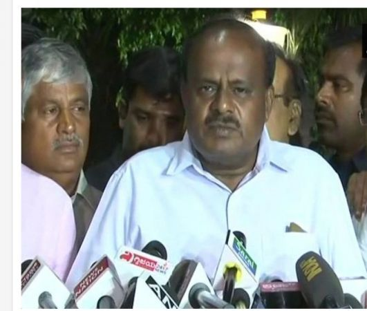 Karnataka CM Kumaraswamy to meet PM  Narendra Modi today