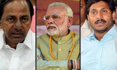 Jaganmohan Reddy, KCR not attending PM Modi oath ceremony
