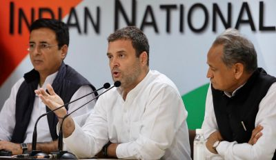 Rafale is an open and shut case, It is simply a Modi-Anil Ambani partnership: Rahul Gandhi