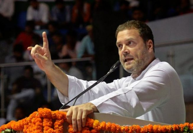 Rahul Gandhi likely to lead Congress protest against Note ban outside RBI