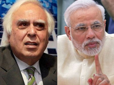 Sibal to ModiI: Nehruji laid foundation of  industrial India, your Nana-Nani collaborated with the British