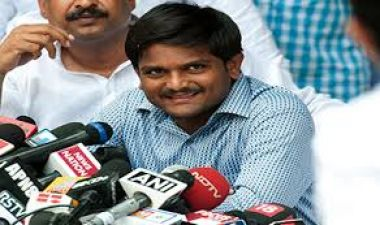 Hardik Patel:Congress  ready  to give reservation to Patidars
