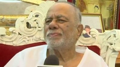 Former union minister and senior Congress leader CK Jaffer Sharief passes away at 85