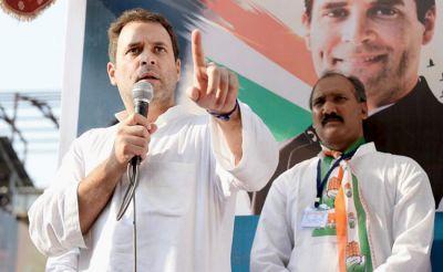 Modi Govt delayed winter session for Gujarat polls: Rahul Gandhi