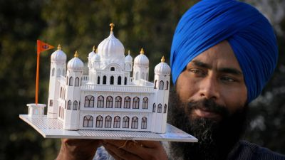 Kartarpur corridor ground-breaking ceremony : Pakistan lauds India's decline 'response'