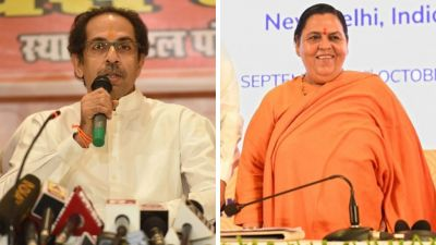 BJP not have a patent on Ram Mandir: Uma Bharti lauds Shiv Sena chief Uddhav Thackeray for Ayodhya visit