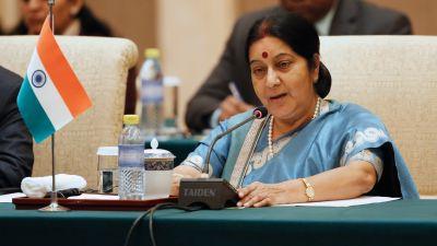 SCO summit:  External Affair Minister Sushma Swaraj to represent India second times