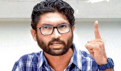 Detention warrant on Jignesh Mevani aborted.