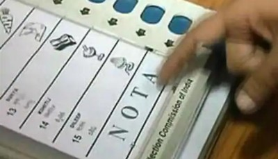 Nullify election results, if NOTA has maximum votes, Plea in SC