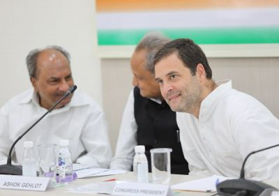 Rahul Gandhi constitutes 9 committees to manage Rajasthan polls