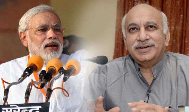 #MeToo  take on PM Modi led NDA:  Journalist Priya Ramani accuses Union minister M J Akbar of sexual harassment