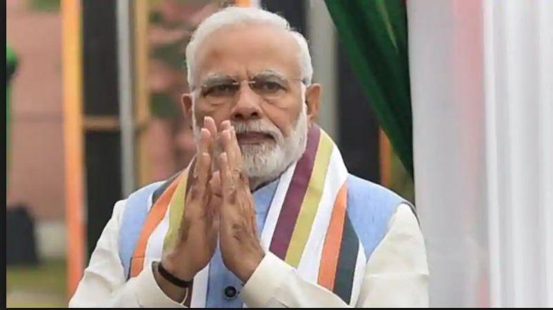 PM Modi remebers Rajmata Vijaya Raje Scindia on her Jayanti