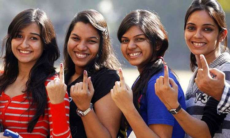 Get set go to vote-First-time voters can find name and polling station following this..