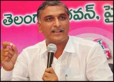 Finance Minister T Harish Rao challenged the BJP on the Dubbaka election by-election