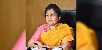 Karnataka's Women and Child Development minister Shashikala Jolle gets corona positive