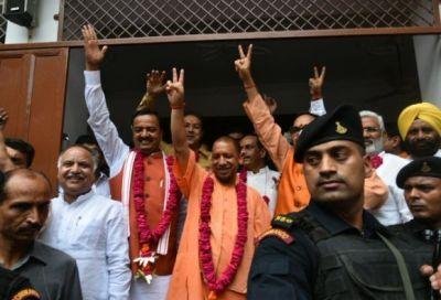 CM Yogi Adityanath elected for UP Legislative Council