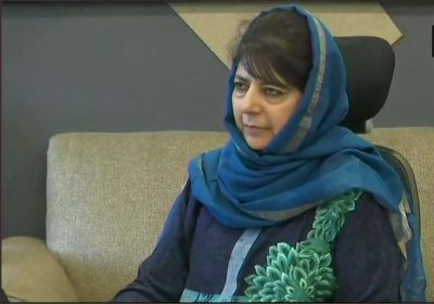 Mehbooba Mufti-led PDP to  boycott the Panchayat elections , will fight for Article 35 A till death