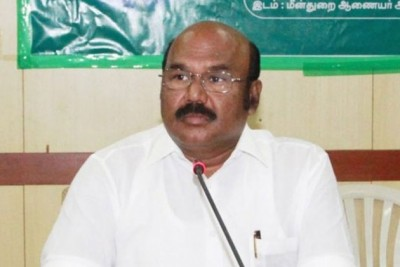State of TN lost rights when the DMK was part of the coalition government: D Jayakumar
