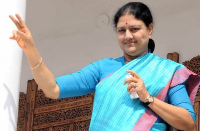 Sasikala to be released from Parappana Jail by January'21
