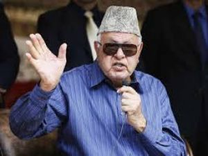 Farooq Abdullah is under house arrest under PSA law, can remain imprisoned for two years