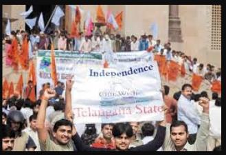 Political parties celebrates Telangana Liberation Day